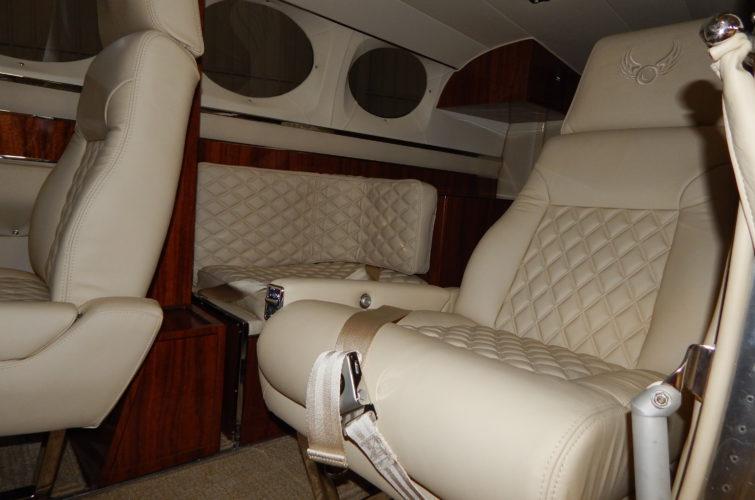 Aircraft Interior Installation