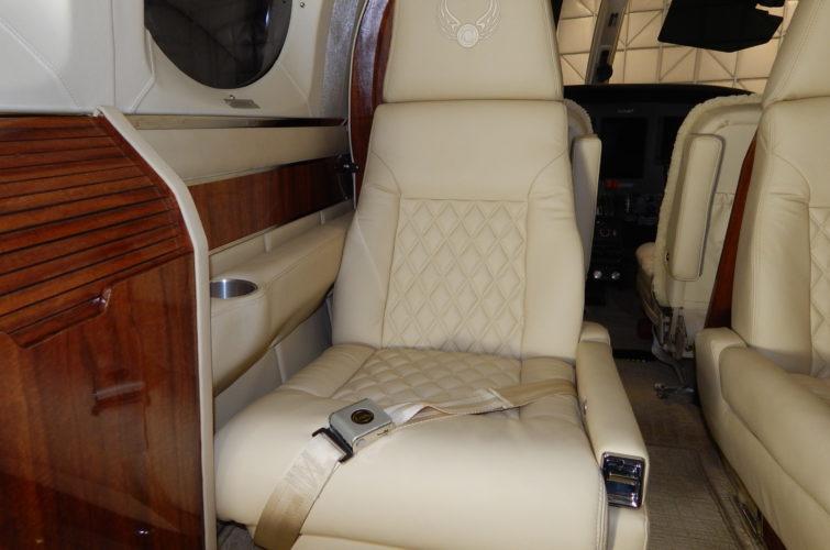 airplane custom interior