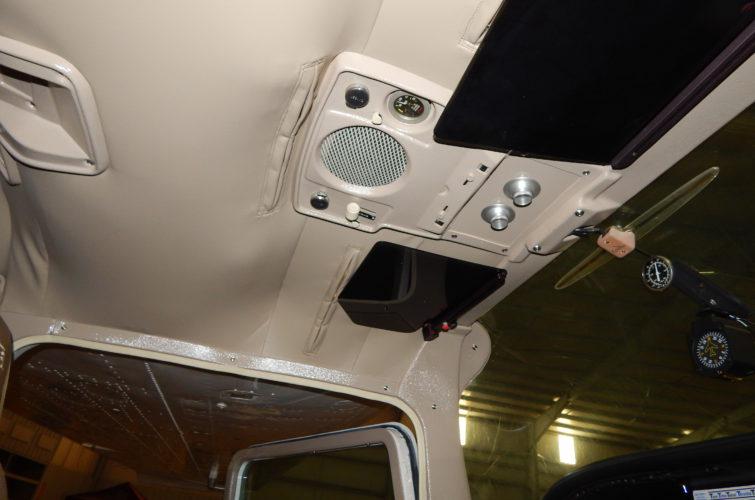 alabama aircraft interior